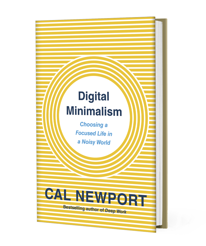Digital Minimalism and The Analytical Life