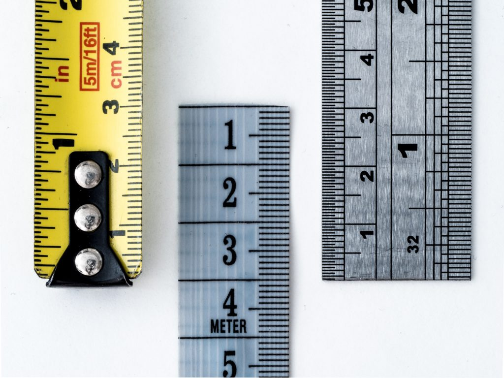 Photo of Measuring Tools